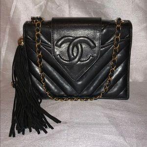 Authentic Vintage CHANEL Crossbody Bag